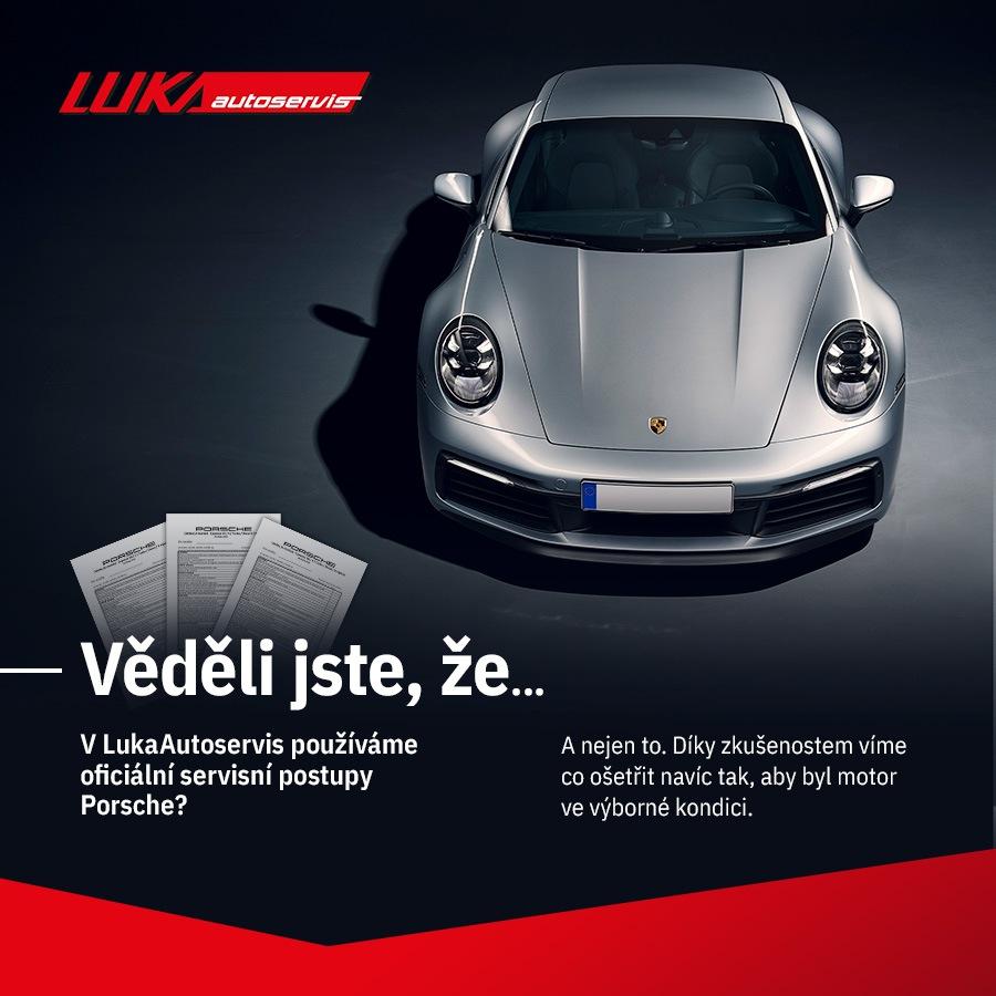 Porsche Servis